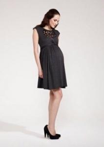 Rhianna Skater Maternity Dress