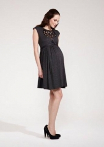 Rhianna Skater Maternity Dress